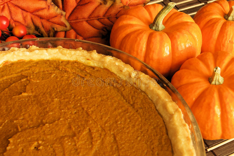 Download Pumpkin pie stock photo. Image of autumn, food, flaky - 21560558