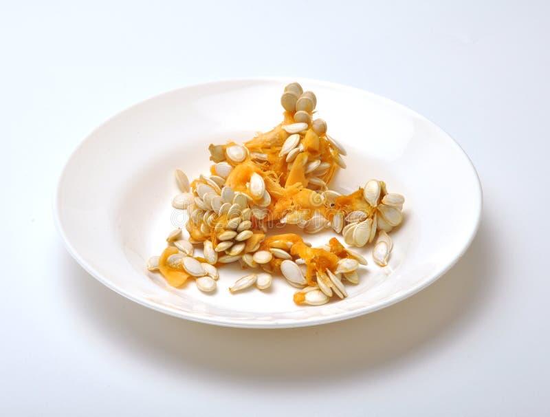 Download Pumpkin seeds stock photo. Image of object, herbal, harvest - 11205826