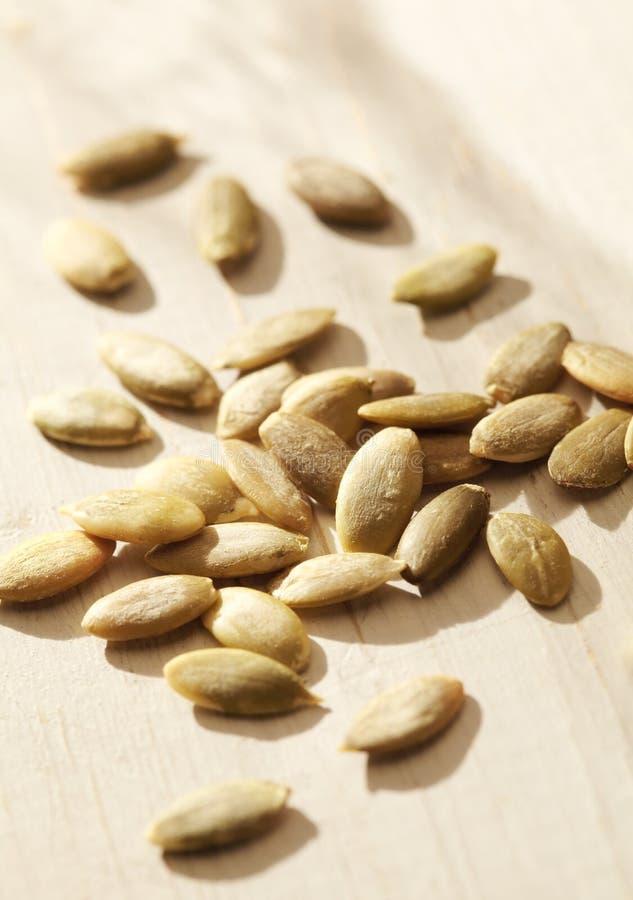 Download Pumpkin seeds stock photo. Image of healthy, snack, over - 25396588