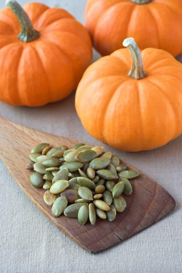 Download Pumpkin Seeds Salted Stock Images - Image: 5389094