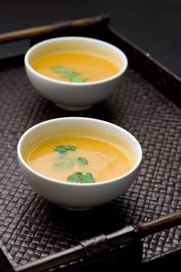 Download Pumpkin Soup Stock Photos - Image: 13146233
