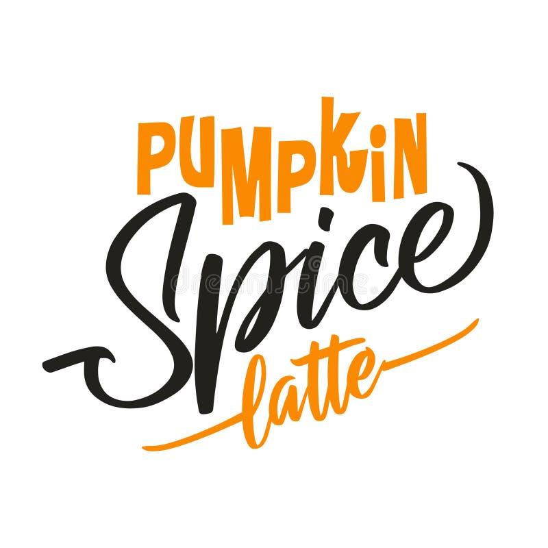 Free Pumpkin Spice Latte. Stock Photo - 127368940