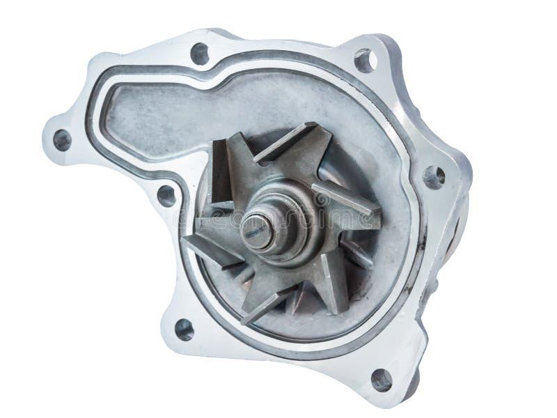 Pumps Radiators stock image