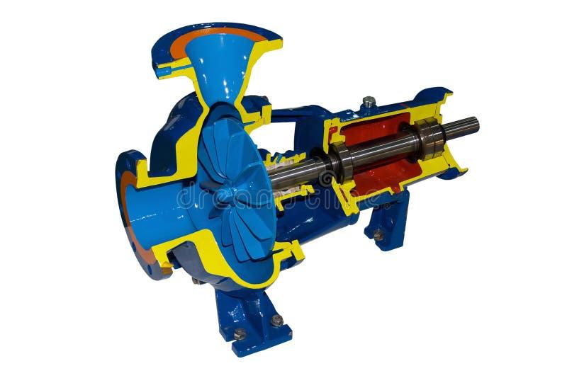 pumps virveln royaltyfria foton