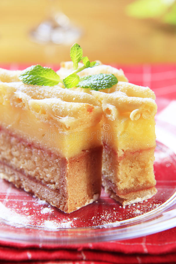 Download Punch cake stock image. Image of dessert, cream, topping - 20038297