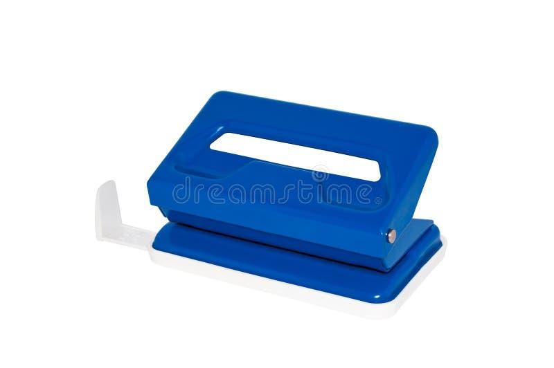 Puncher de agujero con el camino de recortes foto de archivo libre de regalías