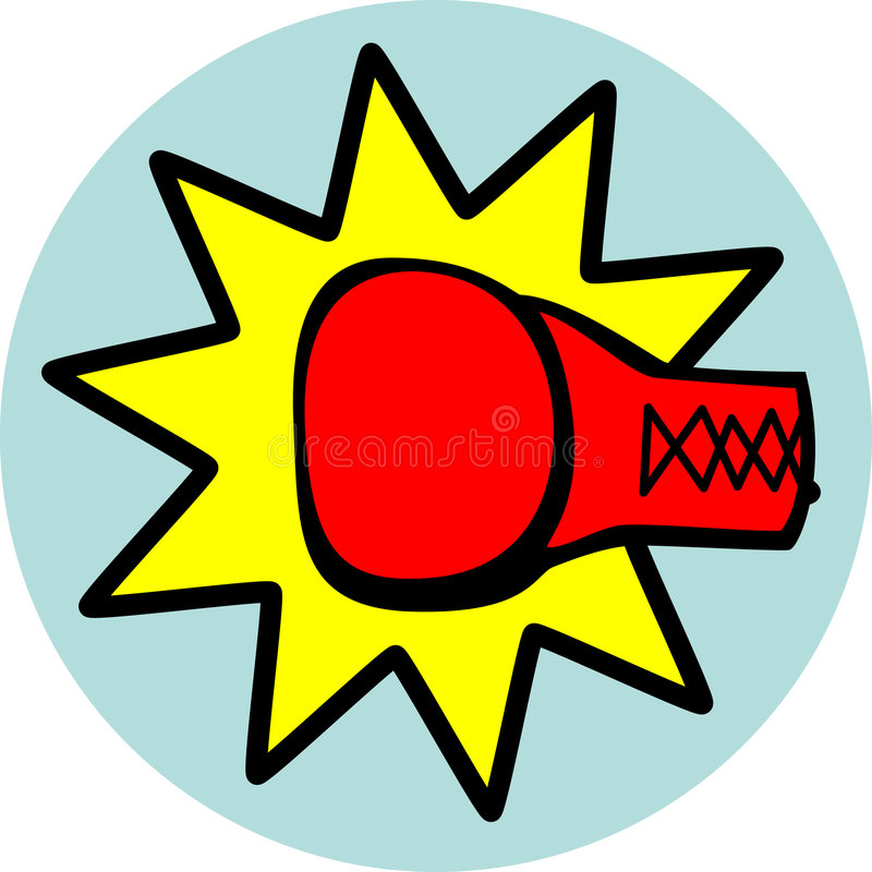 punching box glove vector illustration stock vector illustration rh dreamstime com Cube Clip Art Car Clip Art