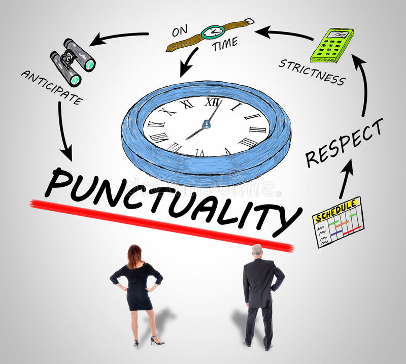 Free Punctuality Concept Stock Image - 50330901