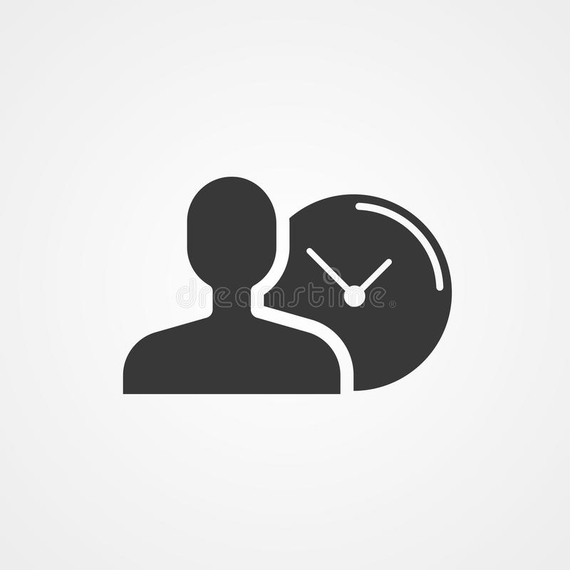 Free Punctuality Vector Icon Sign Symbol Royalty Free Stock Photo - 138385955