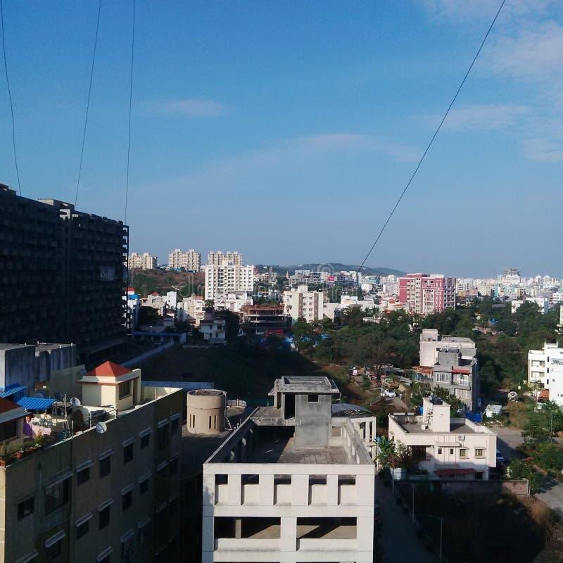 Pune-Stadt stockbild