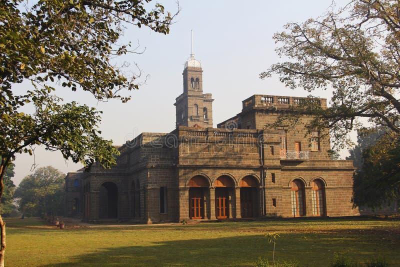 Pune uniwersytet, Główny budynek, Pune obrazy royalty free