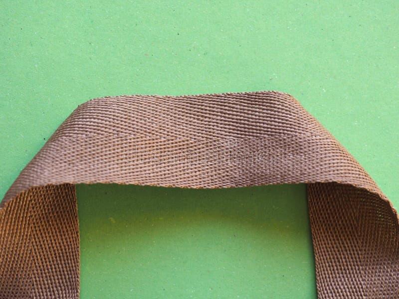 Punho do saco da tela imagens de stock