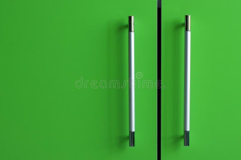 Punhos da mobília imagens de stock