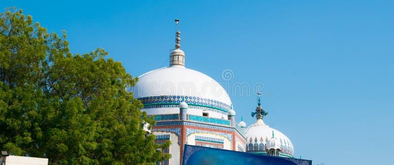 Punjab, Paquistán-marzo 9,2019: imagen del paisaje de la tumba liberada khawaja fotos de archivo libres de regalías