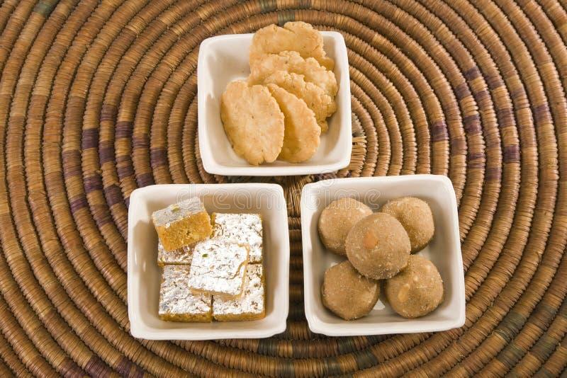 Punjabi Bhaji imagens de stock