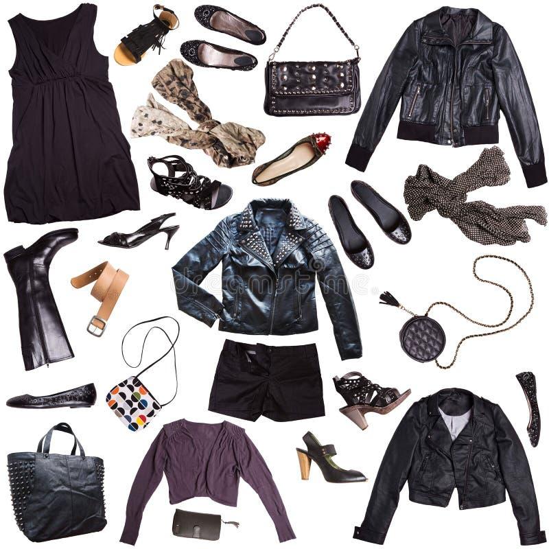 Punk rock style clothing stock photo. Image of shoes ...