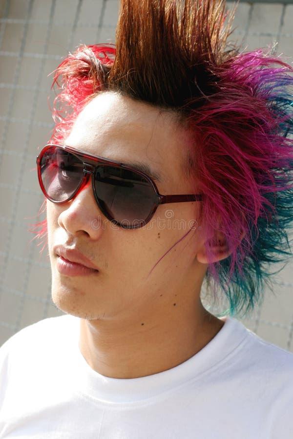 Punk style stock photography