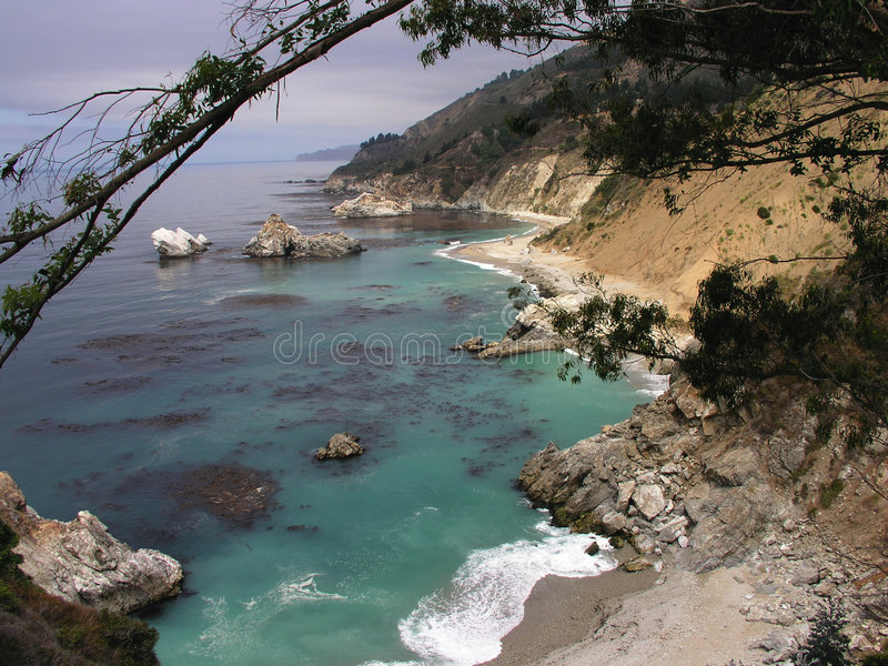 Download Punkt obszarpujący zdjęcie stock. Obraz złożonej z morze - 41846