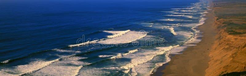 Punkt Reyes, Kalifornien arkivbilder