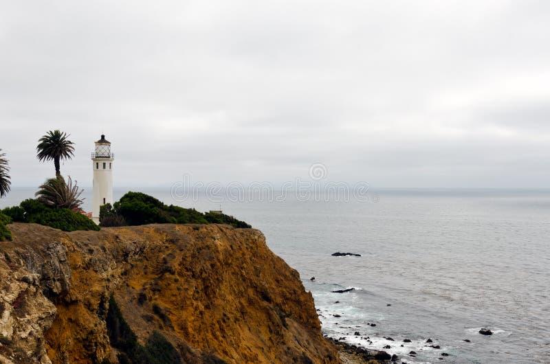 Punkt Vincente Lighthouse stockfotos
