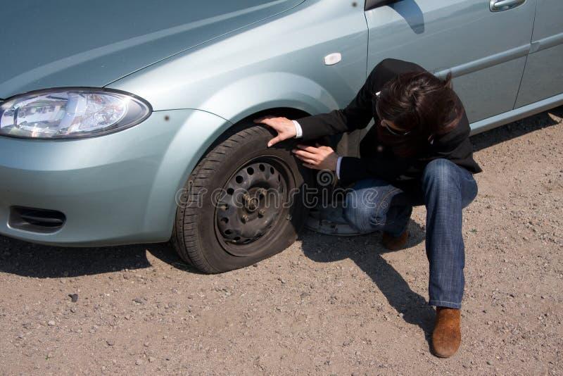 punkterat hjul arkivbilder