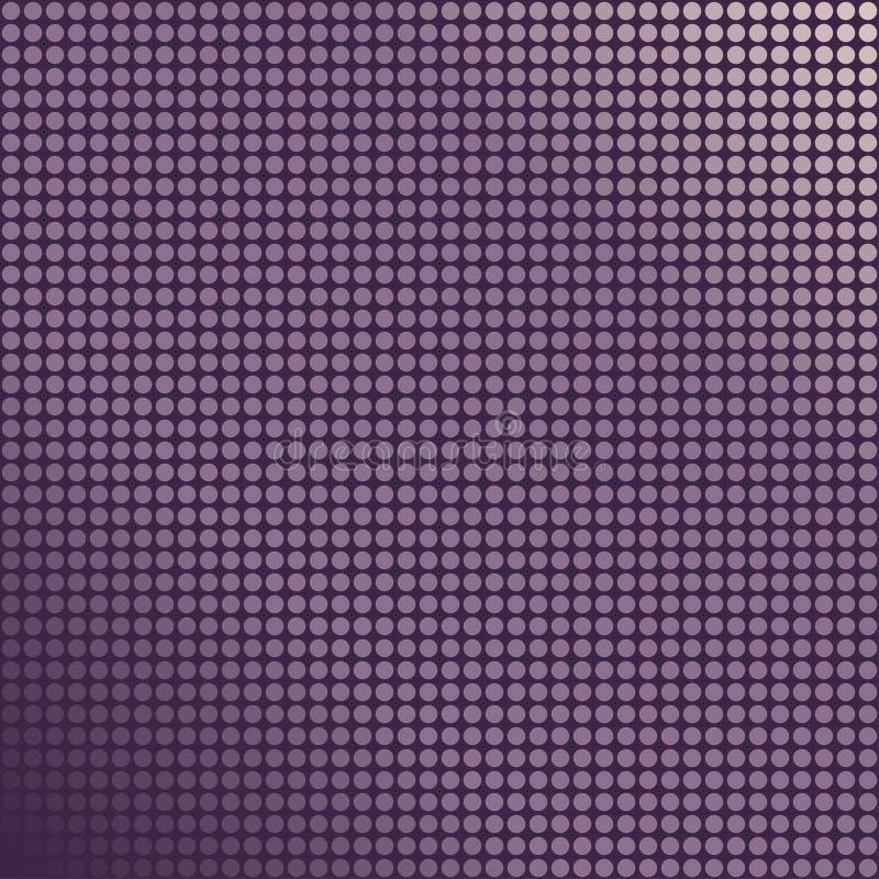 Punktierter Hintergrund lizenzfreie stockbilder