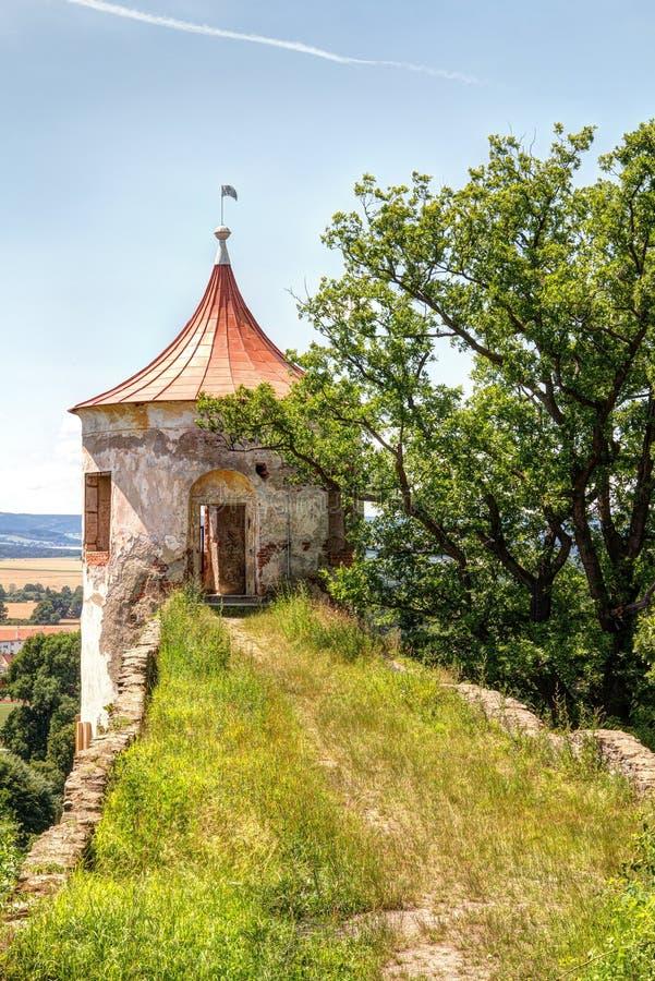 Punktu obserwacyjnego wierza dzwoniący Oubliette - Dungeon fotografia stock