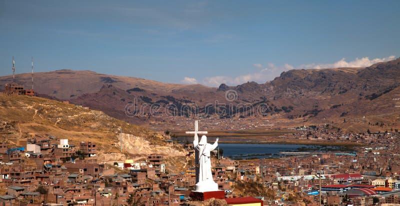 Puno City royalty free stock photos