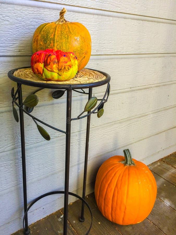 Punpkin para Halloween imagen de archivo