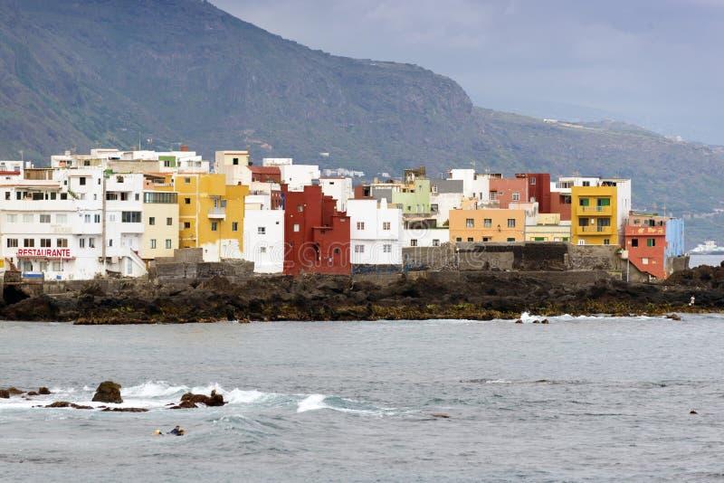 Punta Brava stock afbeelding