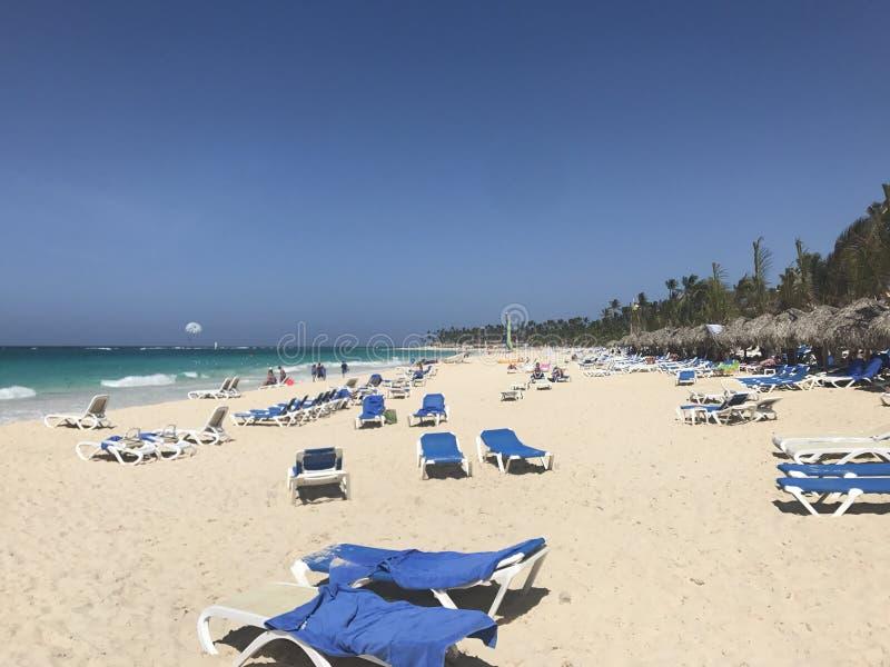 Punta Cana fotografie stock