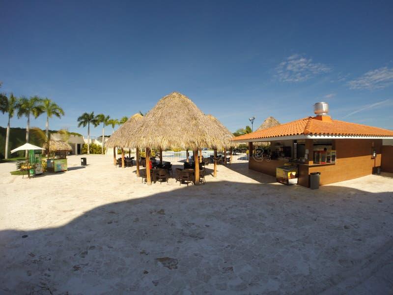 Punta Cana royalty free stock photos