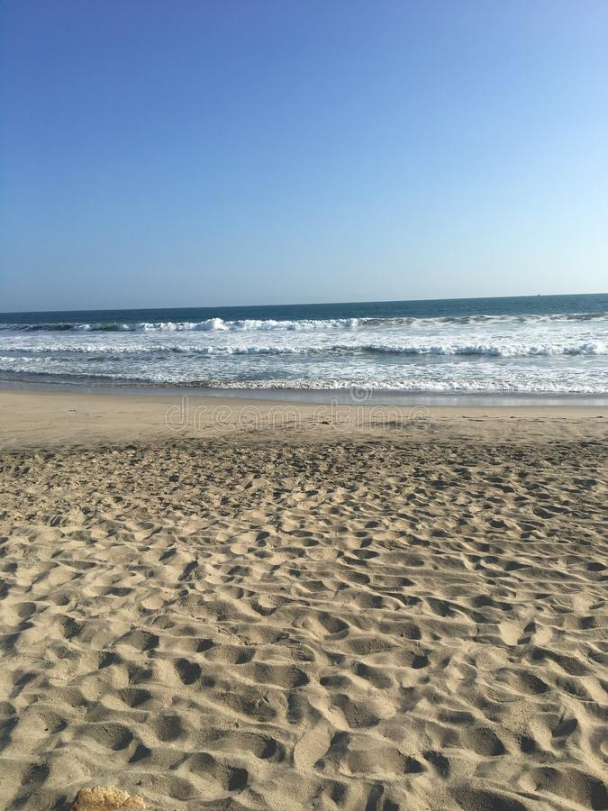 Punta Carnero zdjęcie royalty free
