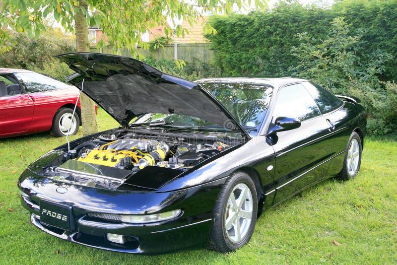 Punta de prueba de Ford V6 imagen de archivo