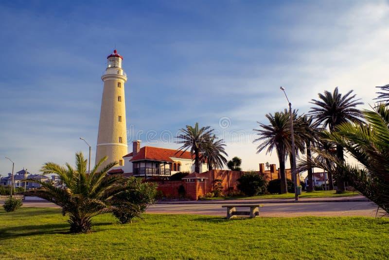 Punta del Este stock afbeelding