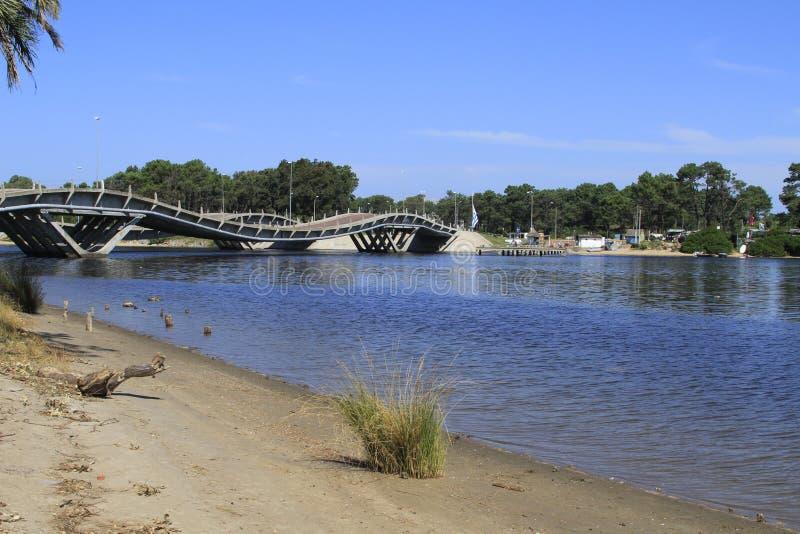Punta del Este Uruguay royaltyfria bilder
