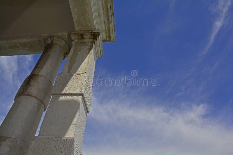 Punta della Dogana royaltyfri bild