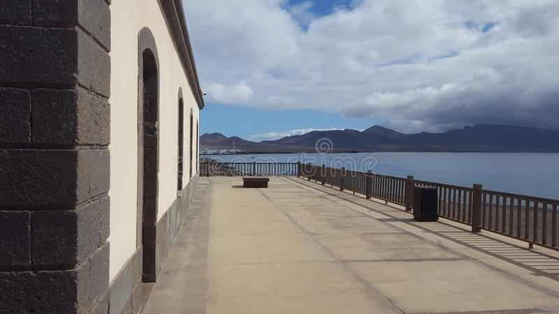Punta Jandia, Fuerteventura στοκ φωτογραφία με δικαίωμα ελεύθερης χρήσης