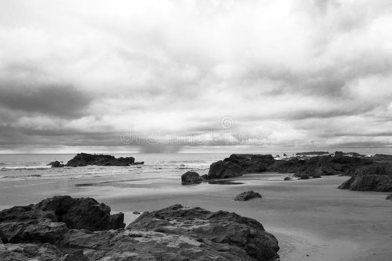 Punta Leona beach stock photos