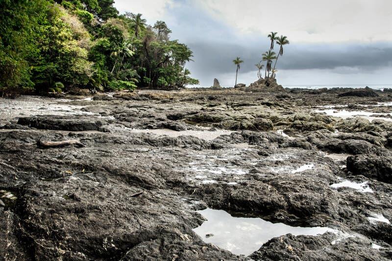Punta Salsipuedes obraz stock