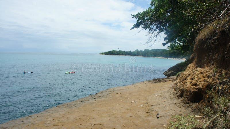 Punta Uvita royalty-vrije stock foto's