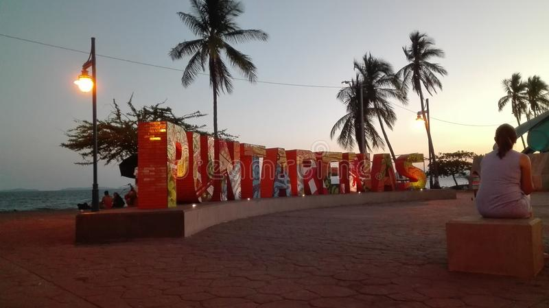 Puntarenas photo stock