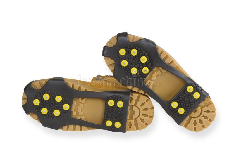Punte della scarpa immagini stock libere da diritti