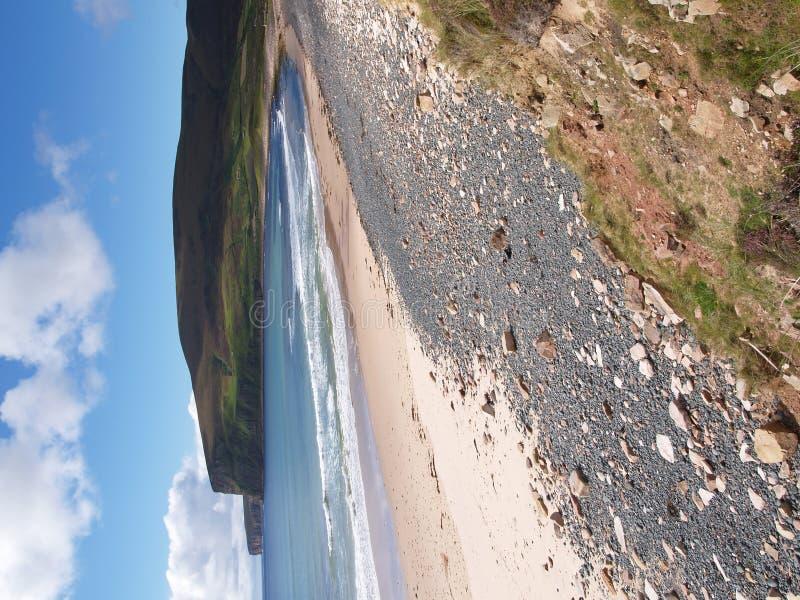 Puntello della spiaggia immagine stock
