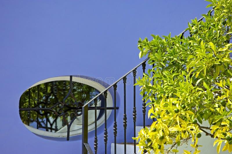 Download Punti Della Casa In Pueblo Spagnolo Fotografia Stock - Immagine di finestra, townhouse: 221920