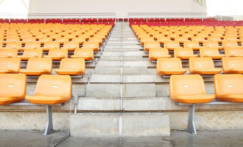 Punti dello stadio di sport immagini stock libere da diritti