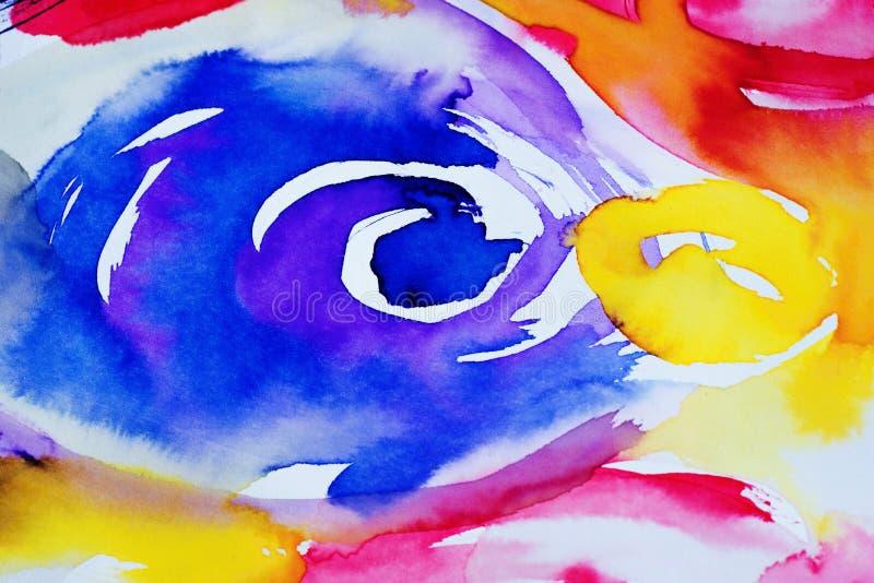 Punti multicolori fotografie stock