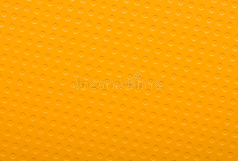 Puntini gialli astratti immagini stock
