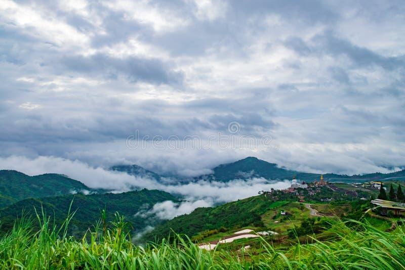 Punto de vista en el kho de Khao de la montaña fotografía de archivo libre de regalías