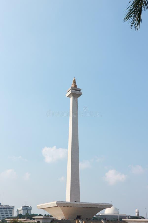 Punto di riferimento Indonesia immagini stock